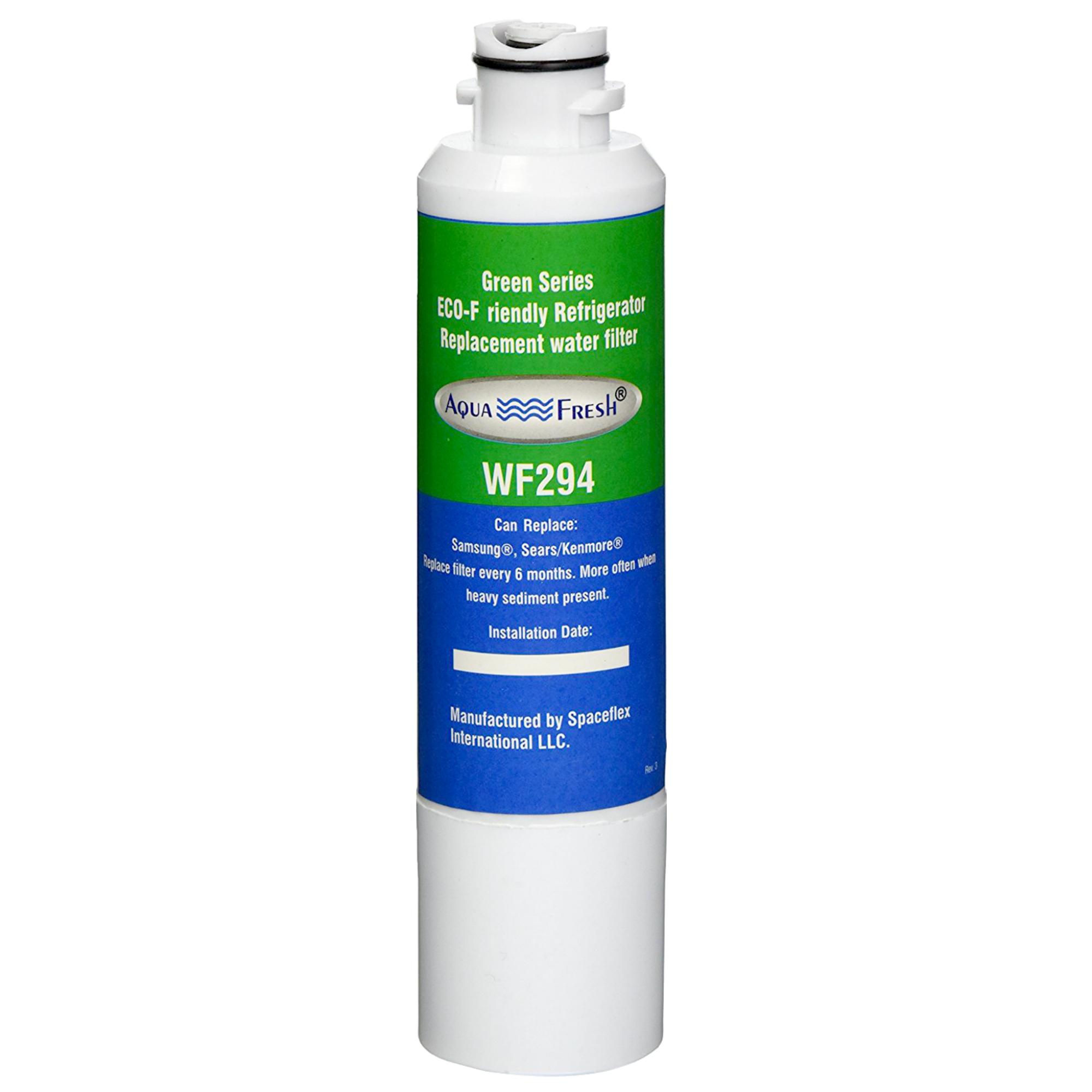Fits Samsung RF28HFEDTSR//AA Refrigerators 6pk Aqua Fresh Water Filter